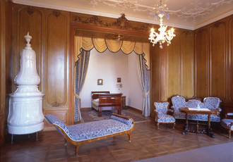 Bedroom of Sofia