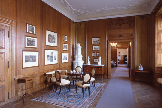 Drawing room of Sofia